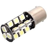 Compass Bulb 44 SMD LED 12V BA15s to resistor CAN-BUS ready white