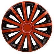 "TREND RED BLACK 16"" 4ks - Poklice na kola"