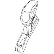 Adaptér k loketní opěrce 56182 FORD KA 1/09> - Adaptér