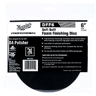 "MEGUIAR'S Soft Buff Foam Finishing Disc 6"" - Kotouč"
