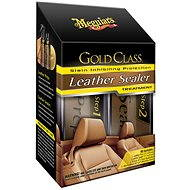 MEGUIAR'S Gold Class Leather Sealer Treatment - Sada