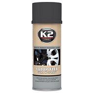 K2 COLOR FLEX 400 ml (černá matná) - Barva