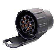 COMPASS Reduktionsmuffe AHK 7/13 Pole - Adapter