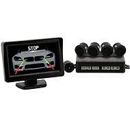 COMPASS Parkovací asistent 4 senzory + zadní kamera - Parksensor
