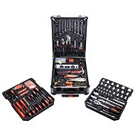 Compass Case Tool 186 parts AL construction KRAFT SUITE - Set