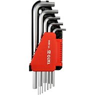 Yatom Allen Key Set 12 pcs extended