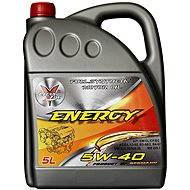 ENERGY motorový olej 5W-40 5litrov - Olejček