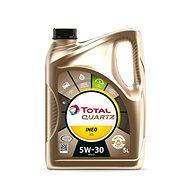 TOTAL QUARTZ INEO ECS 5W30 - 5 Liters Oil