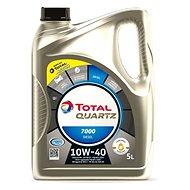 TOTAL QUARTZ 7000 DIESEL 10W40 - 5 Liter - Öl