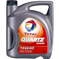 TOTAL QUARTZ 5000 15W40 - 5 liters