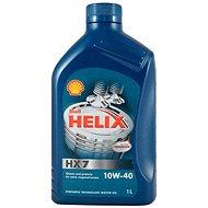SHELL Helix HX7 10W-40 - 1 liter