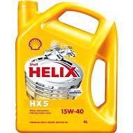 Helix HX5 15W-40 - 4 litry