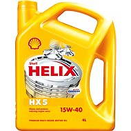 Helix HX5 15W-40-4 l