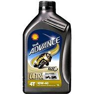 SHELL ADVANCE 4T ULTRA 10W-40 1 liter