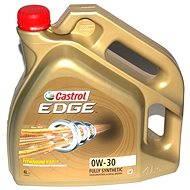 Castrol EDGE 0W-30 TITANIUM FST 4 lt