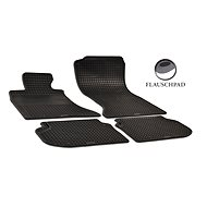 Rubber car mats for BMW 5.série (F10 / F11) (10-14)