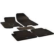 Rubber mats for Chevrolet Aveo (04-10)