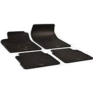 Rubber mats for Opel Vectra C (02-08)