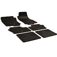 Rubber mats for Opel Zafira B (05-10)