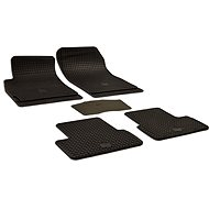 Rubber mats for the Opel Zafira C (11)