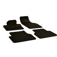 Rubber mats for Volkswagen Tiguan (07) - Car Mats