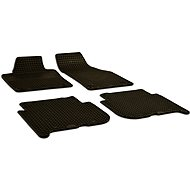 Rubber mats for Volkswagen Touran (03-10) - Car Mats