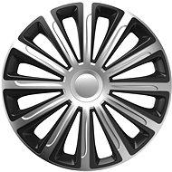 "VERSACO Trend silver/black 16"" - Poklice na kola"
