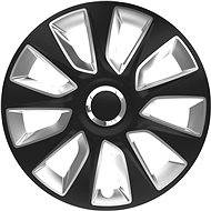 "VERSACO Stratos RC black/silver 13"" 4ks - Poklice na kola"