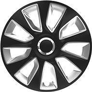 "VERSACO Stratos RC black/silver 14"" 4ks - Poklice na kola"