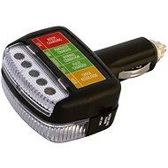 CARPOINT Tester akumulátoru a dobíjení 12V - Tester