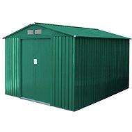 G21 GAH 730 - 251 x 291cm, zelený - Zahradní domek