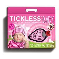 TickLess Baby, růžový - Repelent
