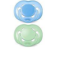Philips AVENT cumlík SENSITIVE 6-18 mesiacov, modrý a zelený