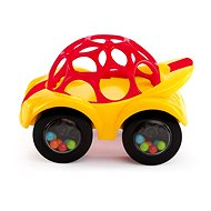 Oballo Rattle & Roll ™ Red
