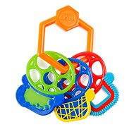 Oball Grip & Teeth ™ Keys - Baby Teether