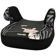 NaN Traum + 15-36 kg - Zebra - Booster-Sitz