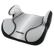 Nani Topo Comfort Pop 15-36 kg - Schwarz - Booster-Sitz