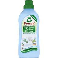 Frosch EKO hypoallergenic cotton flower fabric softener 750 ml