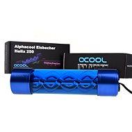 Alphacool Eisbecher Helix 250mm Reservoir- modrý