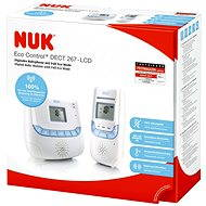 NUK Eco Control Baby Monitor with Display - Electronic Baby Monitor