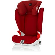 Römer KIDFIX SL 2016, Flame Red