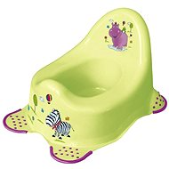 OKT Detský nočník HIPPO - zelený