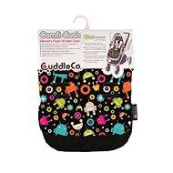Cuddle Co. Podložka do kočárku Robots