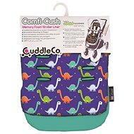 Cuddle Co. Podložka do kočíka Dinosaurs