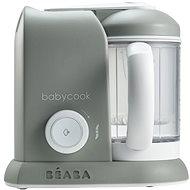 Beaba BABYCOOK SOLO sivý