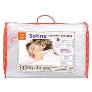 Senna SATINE baby blankets and pillow - Universal