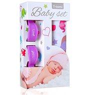 T-tomi Baby Set - růžoví slony