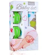 T-tomi Baby Set - zeleňou slony