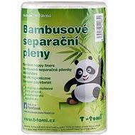 T-tomi Bambusové separační pleny - Dětské pleny
