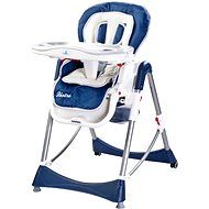 Caretero Bistro - tm. modrá - Jídelní židlička